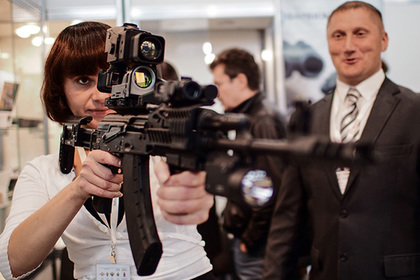 Индия откажется от собственных винтовок ради автомата Калашникова