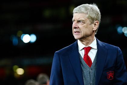 Компания bwin составила список кандидатов на замену главного тренера «Арсенала»