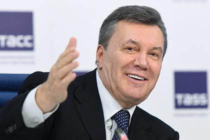 Янукович написал открытое письмо властям Украины