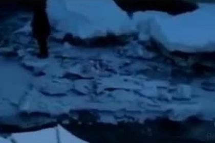 На Таймыре нашли загадочное озеро