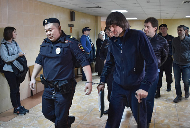 Криминальный авторитет Андрей Кочуйков (Итальянец)