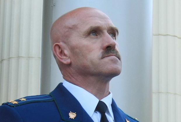 Государственный обвинитель Борис Локтионов