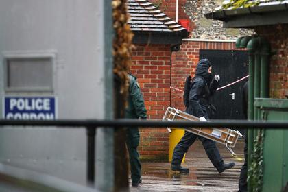 Великобритания определила главных подозреваемых в деле Скрипалей