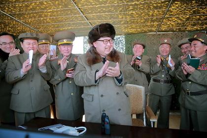 Ким Чен Ын остановил ядерные испытания