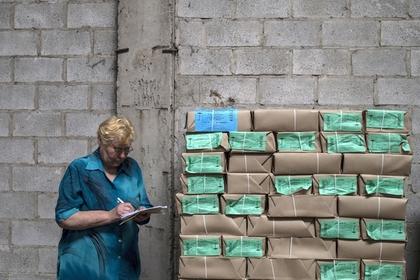 ООН заявила о нехватке средств на гумпомощь Украине