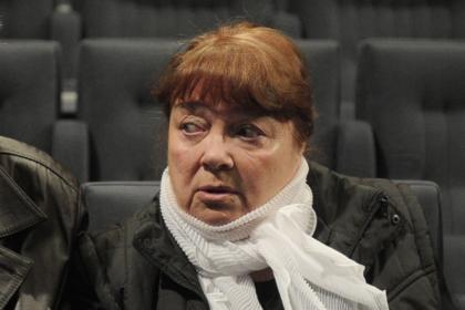 Стала известна причина смерти актрисы Дорошиной
