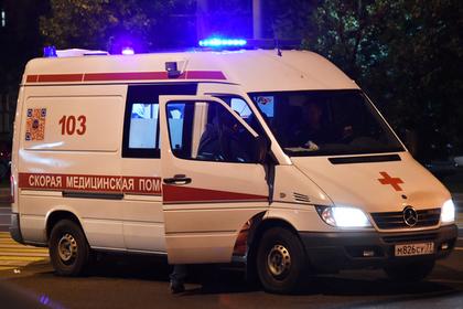 Ребенок погиб при урагане в Москве
