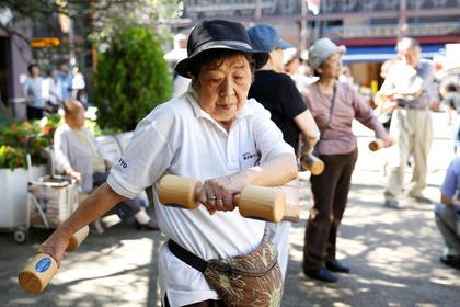 Умерла родившаяся в XIX веке японка