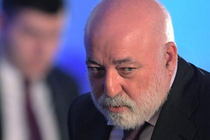 Счета «Реновы» Вексельберга заморозили из-за санкций