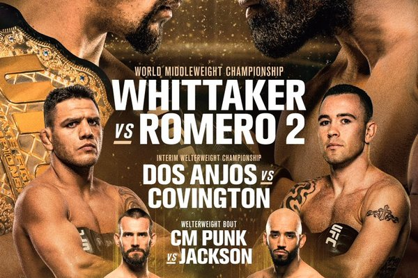 Постер UFC 225
