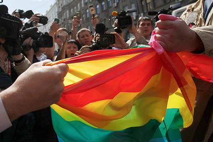 В России откроют ЛГБТ-убежище к чемпионату мира по футболу-2018