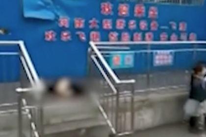Китаец упал с аттракциона и умер