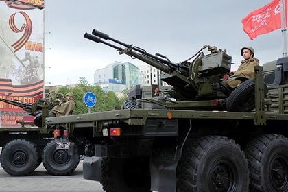 В США парад Победы назвали демонстрацией ботов