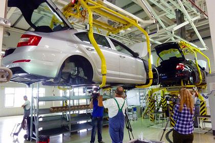 Производство автомобилей на Украине рухнуло в 50 раз Перейти в Мою Ленту