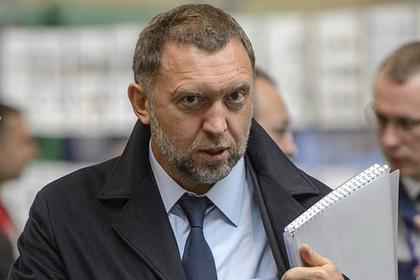 США предложили Дерипаске покинуть «Русал»