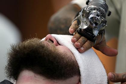 Иисус получил бесплатный пожизненный уход за бородой