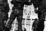 Осада Белого дома во время октябрьских событий 1993 года — попытки государственного переворота, расстрела здания Верховного Совета.