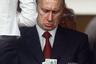 Президент России Владимир Путин делает денежную ставку на проведении первых «Скачек на приз президента России» на Центральном Московском ипподроме.