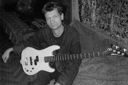 Умер музыкант из «Сектора Газа»