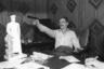 Президент системы бирж «Алиса» Герман Стерлигов в своем рабочем кабинете.