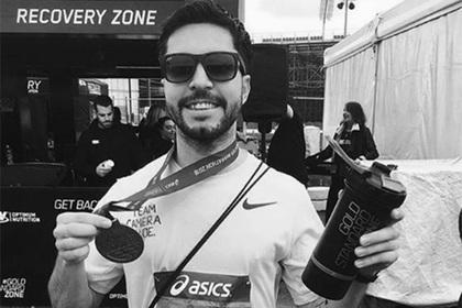 После Лондонского марафона умер 29-летний бегун