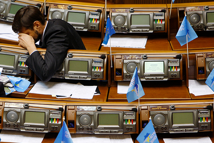 Украинское министерство поставили на счетчик