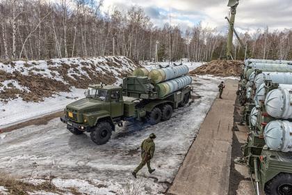 В США выразили безразличие к поставкам С-300 в Сирию