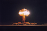 Испытание Hood в 1957 году стало самым мощным атмосферным ядерным взрывом (74 килотонны) на континентальной территории США. Испытанное устройство было термоядерным, несмотря на заявления властей о том, что испытания термоядерных зарядов в Неваде не проводятся.