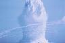 Атомная бомба Mk-7, помещенная в кессон, была спущена на дно лагуны. Взрыв поднял столб брызг высотой 1,5 километра. На месте взрыва образовался подводный кратер диаметром 900 метров и глубиной 6 метров.