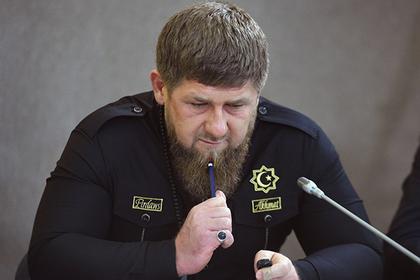 Кадыров назвал своего любимца среди родных
