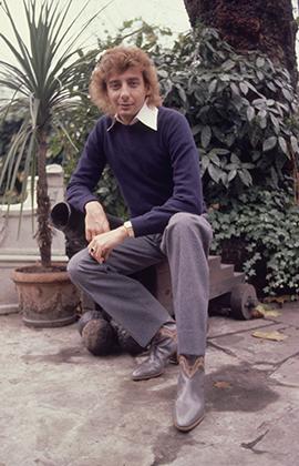 В начале 1980-х воротники рубашек все еще были довольно большими, но цвета стали скромнее, а узоры и орнамент ушли в прошлое.