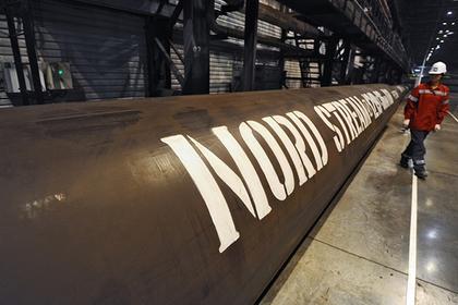 «Газпром» намекнул на «Северный поток-3»
