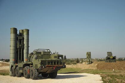 Российские ПВО отразили атаку беспилотников с гранатами над Хмеймимом