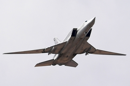 Ракетоносец-бомбардировщик Ту-22М3