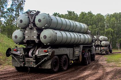 Сирия похвасталась работающими С-300