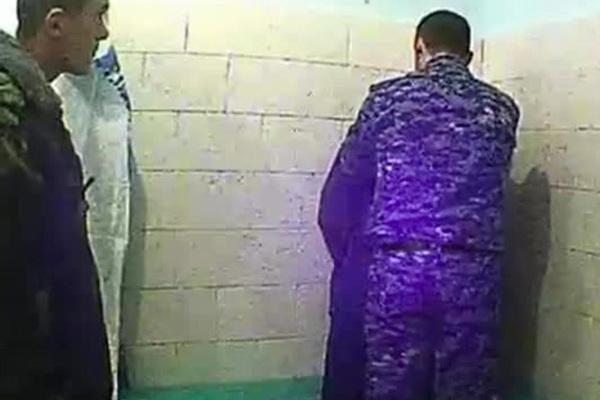 Российские тюремщики избивали зеков под «Полет валькирий»