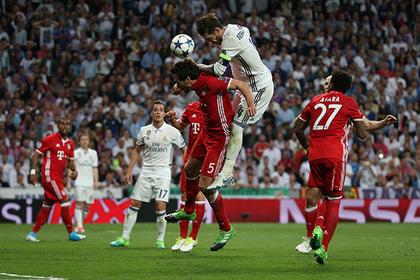 Назван фаворит первого полуфинала ЛЧ между «Баварией» и «Реалом»