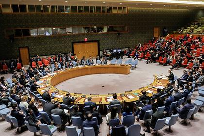 Найден способ обойти вето России в Совбезе ООН