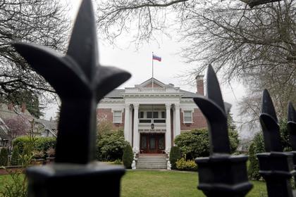 МИД России заявил о рейдерском захвате здания генконсульства в Сиэтле