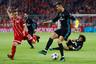 Игроки «Баварии» и «Реала»
