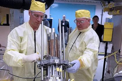 США успешно испытали ядерный реактор для освоения Луны и Марса Перейти в Мою Ленту