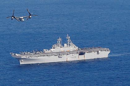 Морская пехота США признала уязвимость перед Россией