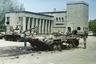 Амин через членов семьи отдал приказ о начале восстания. 27 апреля 1978 года армия начала движение в районе международного аэропорта Кабула, в течение суток бои лояльных Дауду сил и повстанцев шли вокруг Кабула и внутри города. Лояльные НДПА силы одержали победу, Дауда и ближайших членов семьи убили.