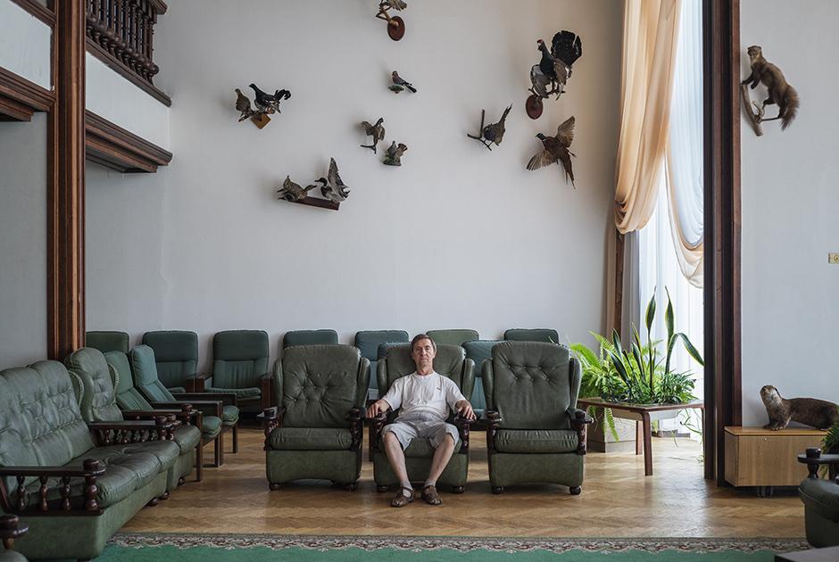 Решма, Россия