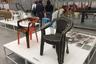 В музее Vitra собраны экспонаты за более чем сто лет: не только стулья и комоды, произведенные по эскизам известных промышленных дизайнеров для Vitra, но и историческая мебель, бывшая для них источником вдохновения, а также современные арт-объекты — такие как заурядный пластиковый стул, обшитый канвой Monogram французского дома Louis Vuitton.