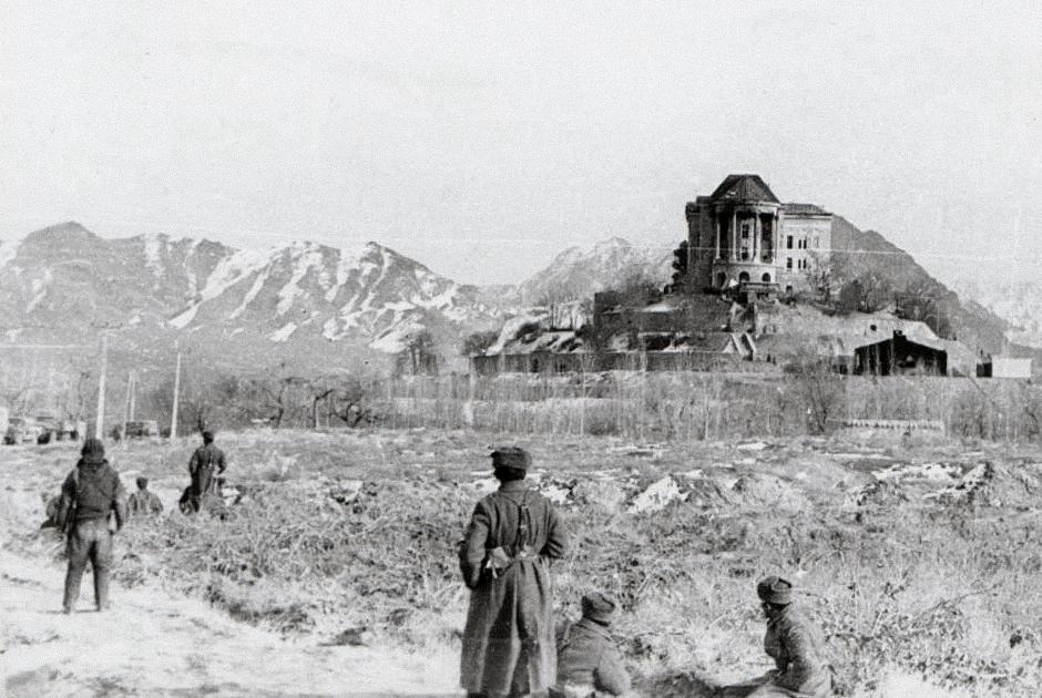 Штурм дворца Амина советским спецназом