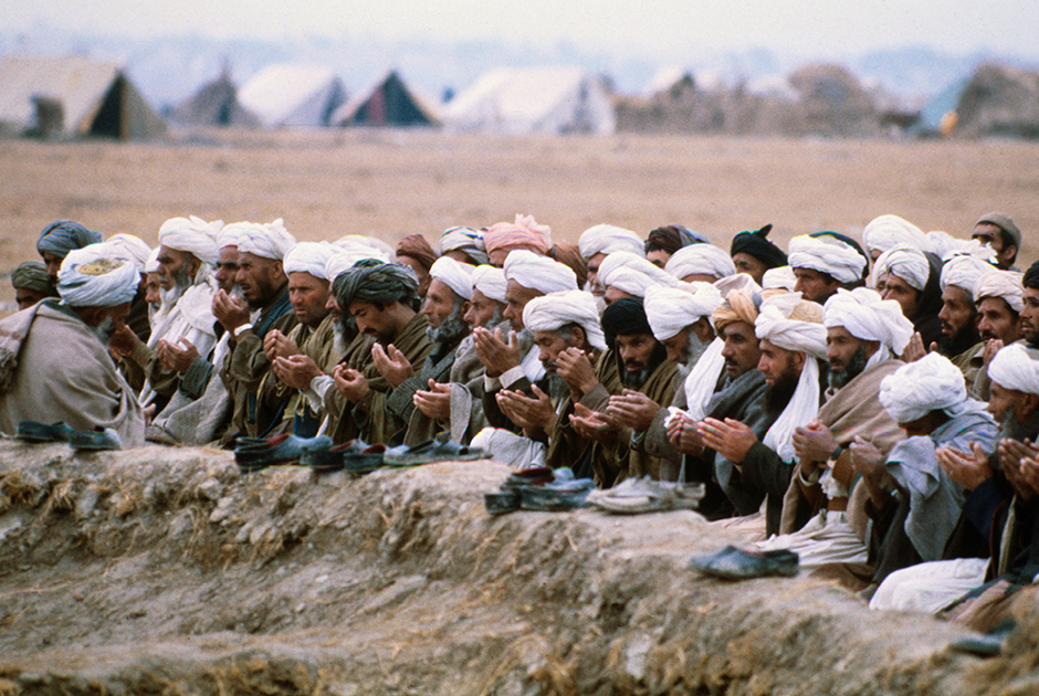 Мусульмане в Афганистане