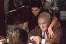 Последние годы жизни актера были омрачены скандалами: в ноябре 2017 года он расторг брак с Виталиной Цымбалюк-Романовской — ее Джигарханян обвинял в попытках захватить Театр Джигарханяна. Артист подчеркивал, что его жена, занимавшая пост директора театра, хотела ставить в учреждении «кондовые постановки на уровне детского сада». «А мне на моей сцене самодеятельность, играющая на гитарке какую-то хреновину, порнографию, не нужна! Прокуратуре надо устроить финансовую проверку деятельности моей жены в театре», — говорил он.