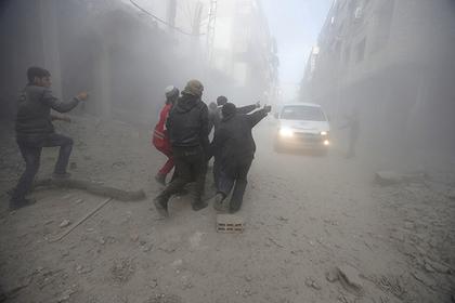У сирийских террористов нашли химикаты из британского Солсбери