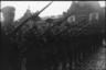 Парад на Красной площади. Москва. 1 мая, 1951 год.